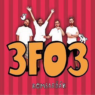 Soutěž o nové CD 3FO3 kapely BomBarďák