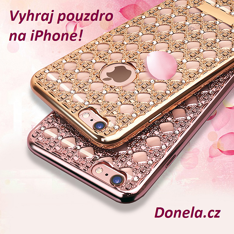 Soutěž o luxusní pouzdro na iPhone