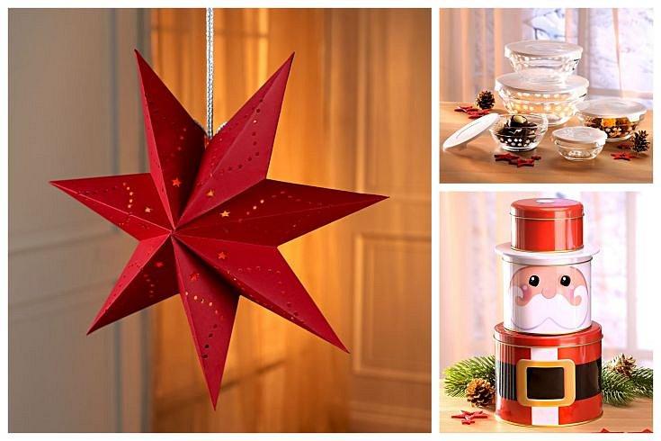 Soutěž o doplňky ve vánočním dekoru