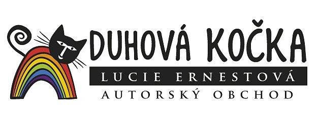 SOUTĚŽ o autorské výrobky z dílny Lucie Ernestové - DUHOVÁ KOČKA