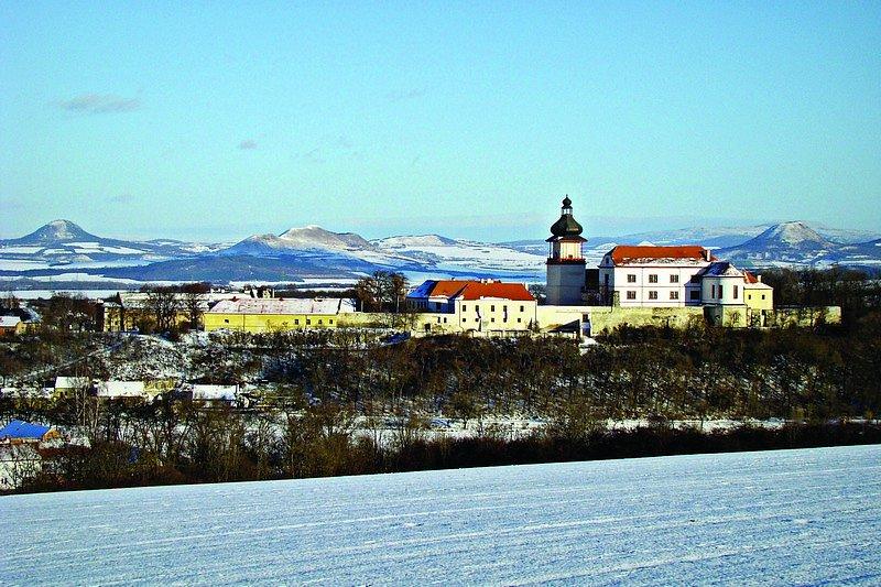 Ústecký kraj ve vánočním hávu