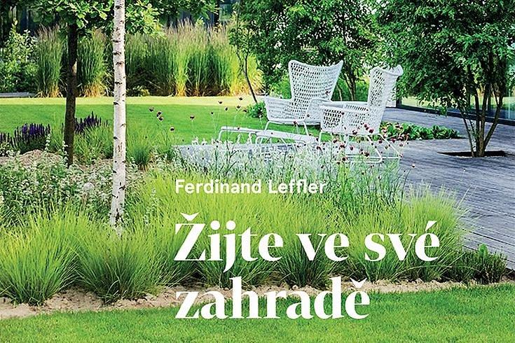 Vyhrajte dvě knihy Žijte ve své zahradě