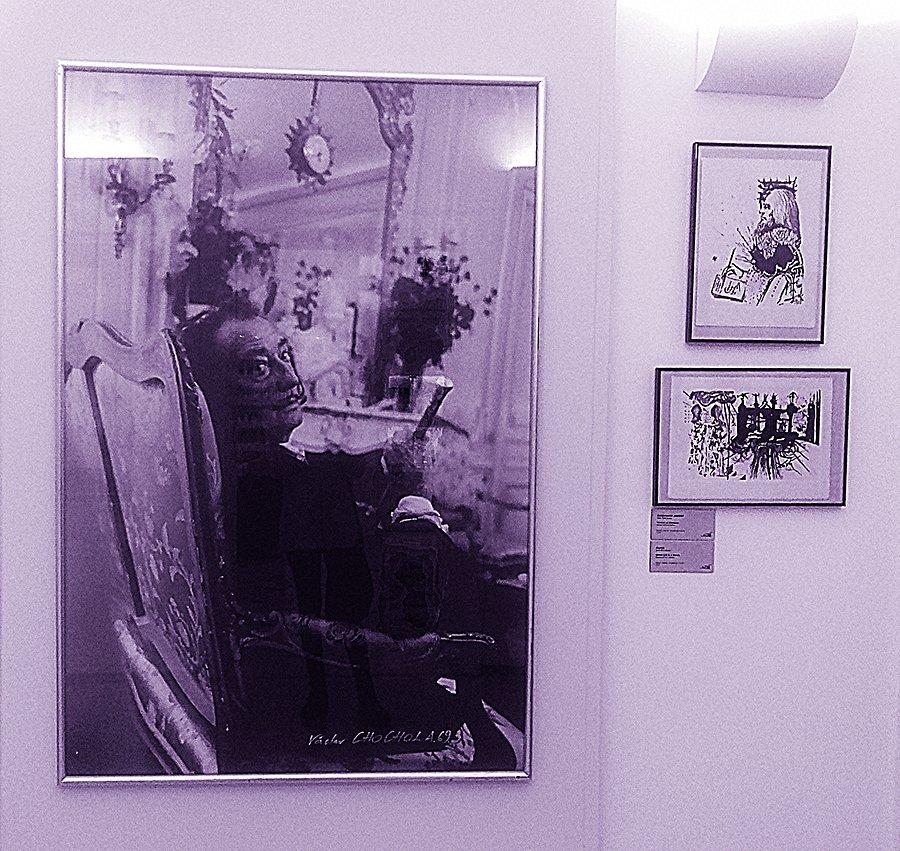 Soutěž o 2 vstupenky na výstavu Salvadora Dalí