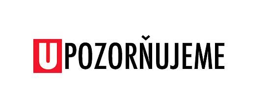 Vánoční soutěž 2017 s upozornujeme.cz