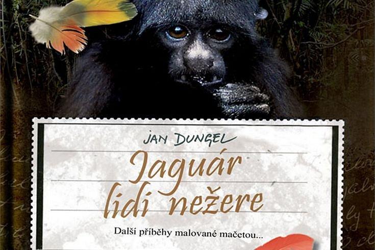 Vyhrajte tři knihy Jaguár lidi nežere