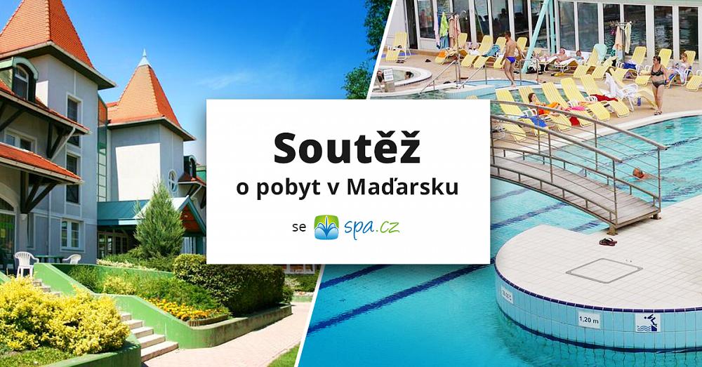 Luxusní wellness pobyt v Maďarsku pro 2 od Spa.cz