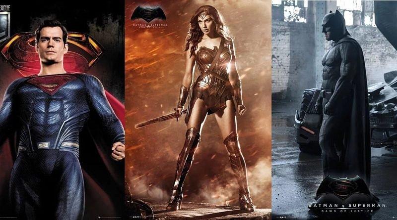 Soutěž o plakáty k filmu Liga spravedlnosti