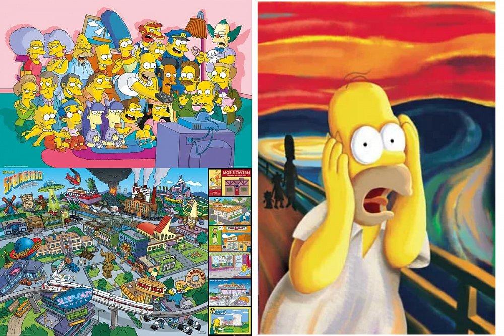 Soutěž o plakáty Simpsonovi