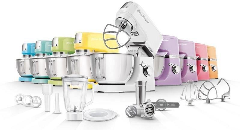 Soutěž o nový kuchyňský robot značky Sencor