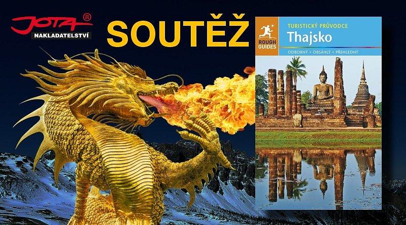 SOUTĚŽ o turistického průvodce - THAJSKO z řady Rough Guides