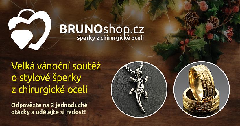 Velká vánoční soutěž o šperky z chirurgické oceli