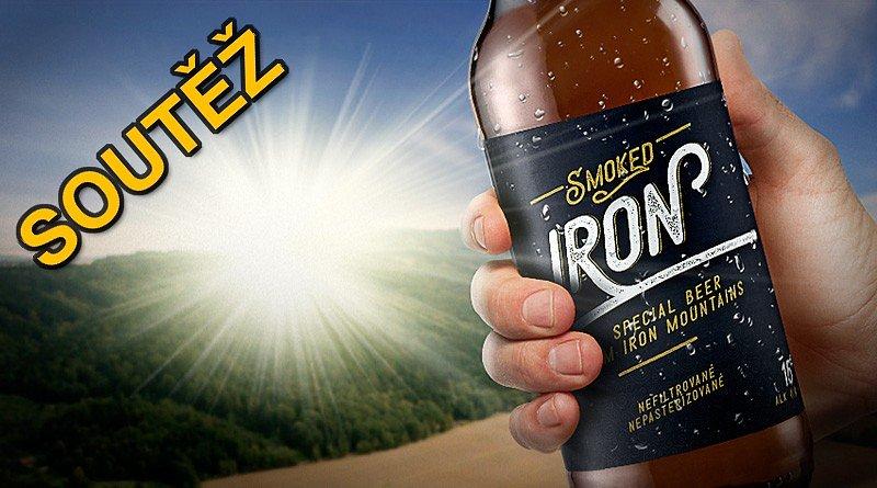 SOUTĚŽ o pivo SMOKED IRON z nitra Železných hor
