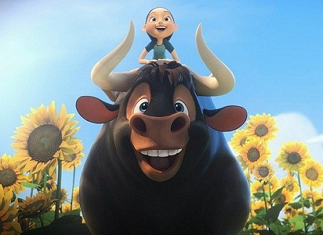 Soutěž o 5x pohádkový balíček s filmem Ferdinand