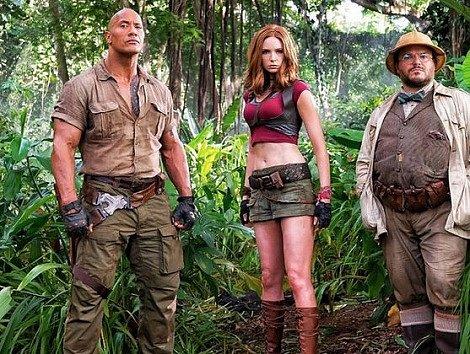 Soutěž o 5x pohádkový balíček s filmem Jumanji: Vítejte v džungli!