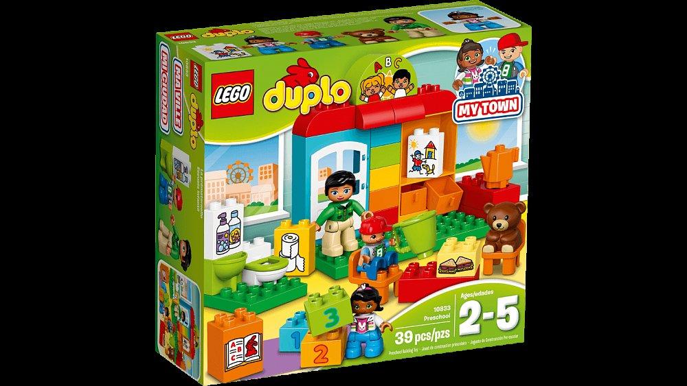 Soutěž o 3x stavebnici LEGO® DUPLO® Školka