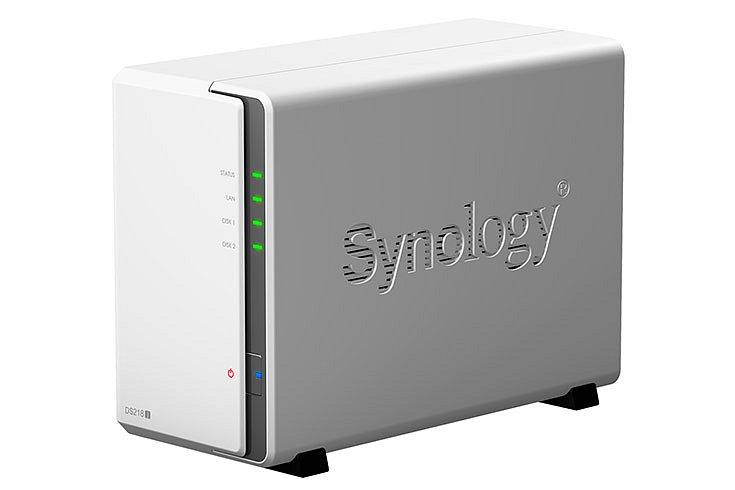 Soutež o NAS Synology DS218j