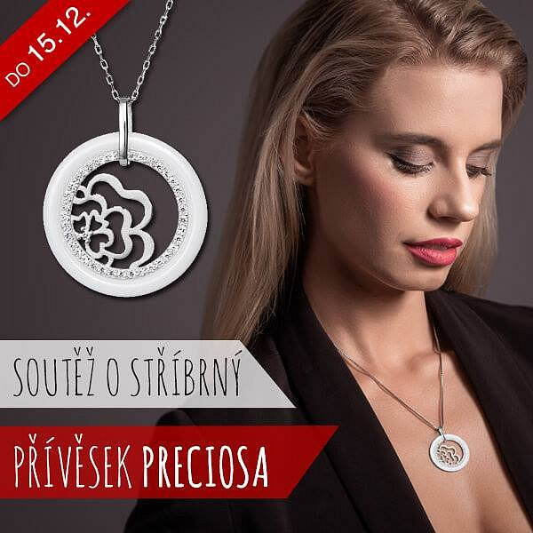 Soutěž o stříbrný šperk Preciosa