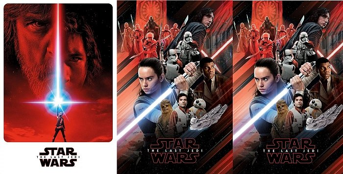 Soutěž o plakáty k Star Wars: Poslední z Jediů