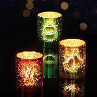 Vyhrajte krásné vánoční svícny