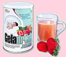 Soutěž o kloubní výživu pro děti v růstu Geladrink Junior