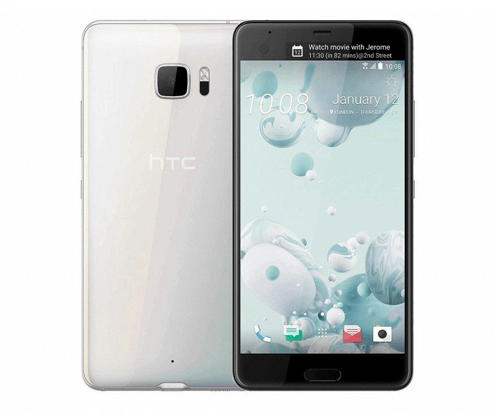 Soutěž o nový smartphone HTC U Play (bílý)