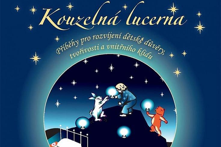 Vyhrajte tři audioknihy pro děti Kouzelná lucerna
