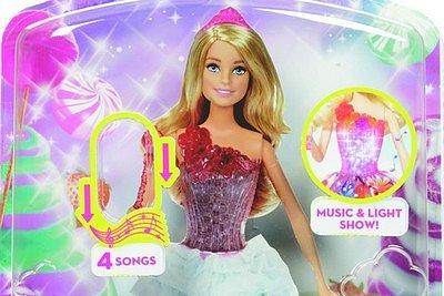 SOUTĚŽ o Barbie Jahůdkovou princeznu