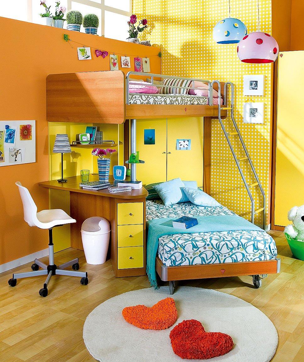 Soutěž o kompletní nábytek do dětského pokojíčku!