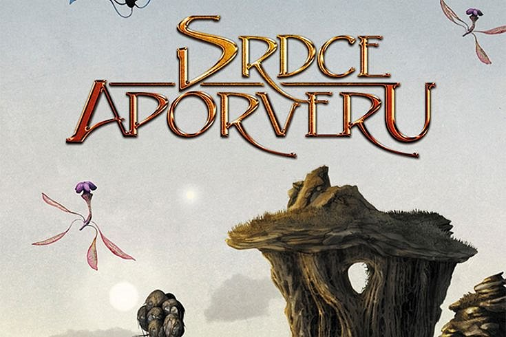 Vyhrajte 3 fantasy knihy českého autora Srdce Aporveru