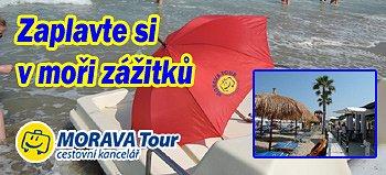 Křížovkářská soutěž s Ck Morava tour