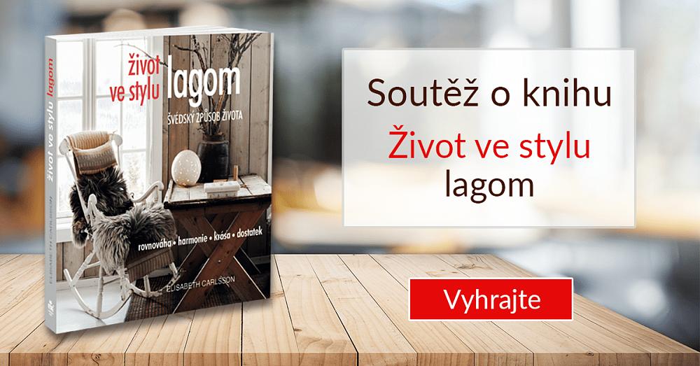 Soutěž o knihu Život ve stylu Lagom