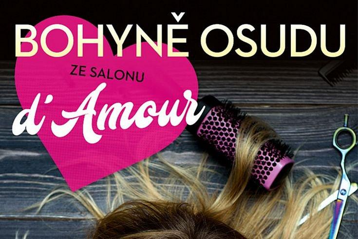 Vyhrajte tři romantické knihy Bohyně osudu ze Salonu d'Amour