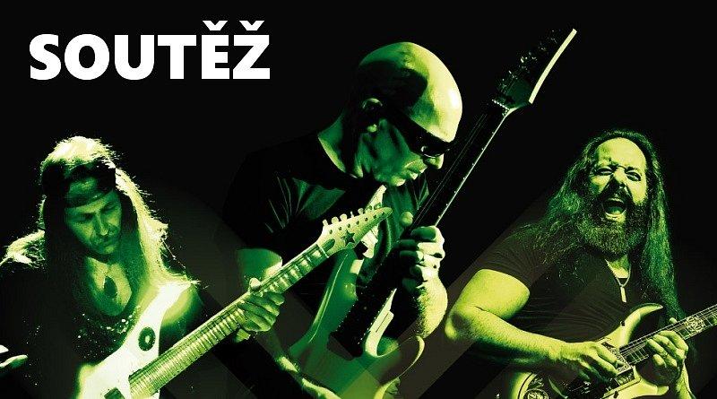 SOUTĚŽ o vstupenky na kytarové trio G3
