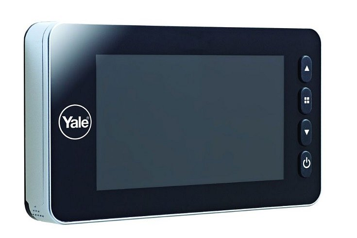 Soutěž o digitální dveřní kukátko Yale