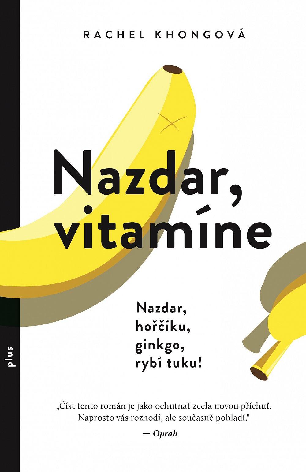 Soutěž o knihu Nazdar, vitamíne