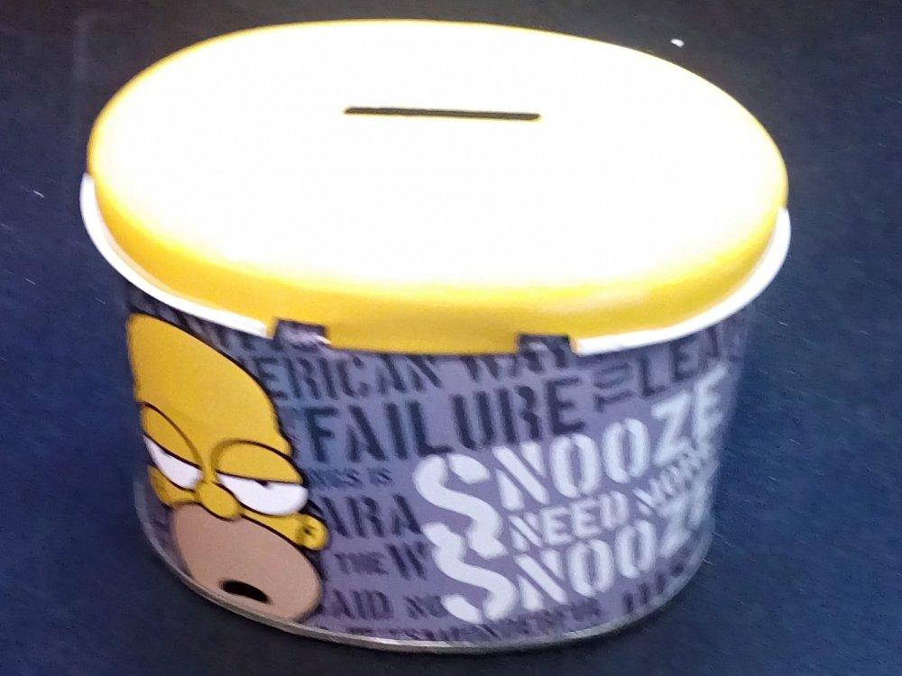 Soutěž o pokladničku Simpsonovi