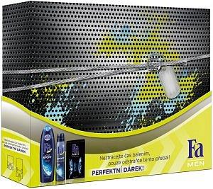 Soutěž o dárkový balíček Fa Men Sport Premium