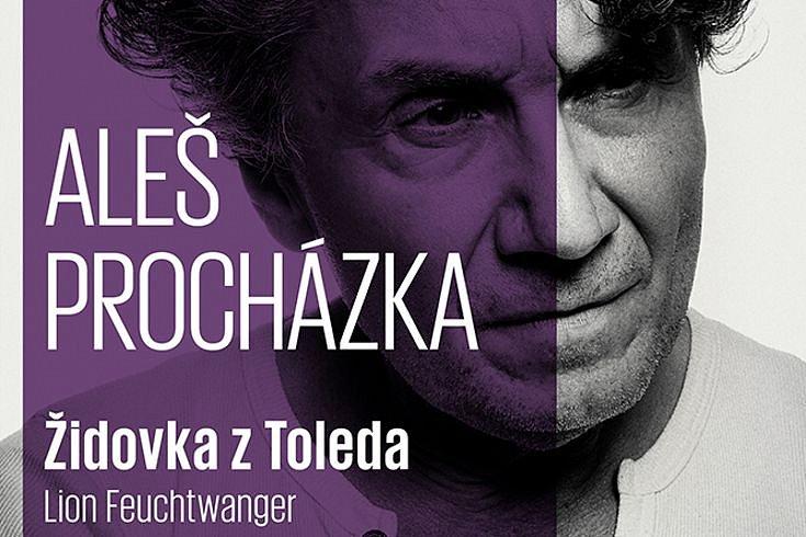 Vyhrajte tři stažení audioknihy Židovka z Toleda