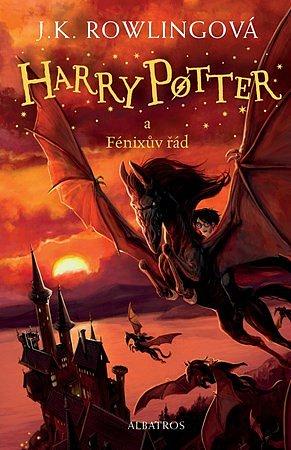 Soutěž o knihu Harry Potter a Fénixův řád