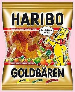Soutěž o zlaté medvídky HARIBO Goldbären