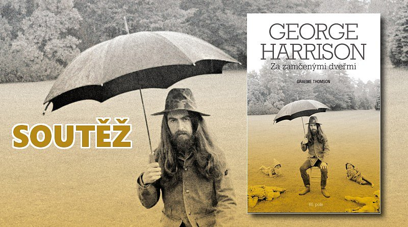 SOUTĚŽ o knihu George Harrison: Za zamčenými dveřmi