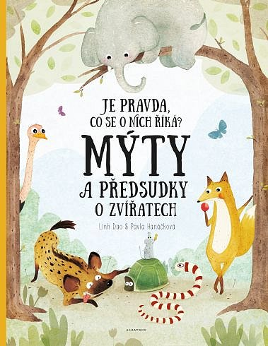 Soutěž o knihu Mýty a předsudky o zvířatech