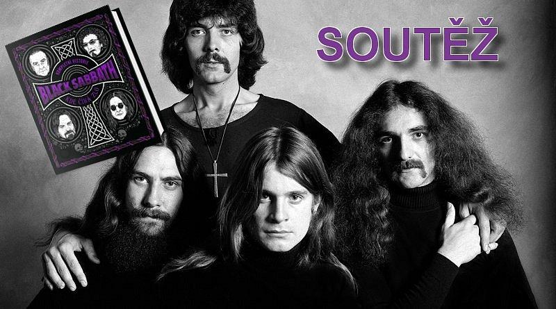 SOUTĚŽ o knihu Kompletní historie Black Sabbath – Kde číhá zlo