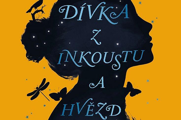 Vyhrajte dvě fantasy knihy Dívka z inkoustu a hvězd