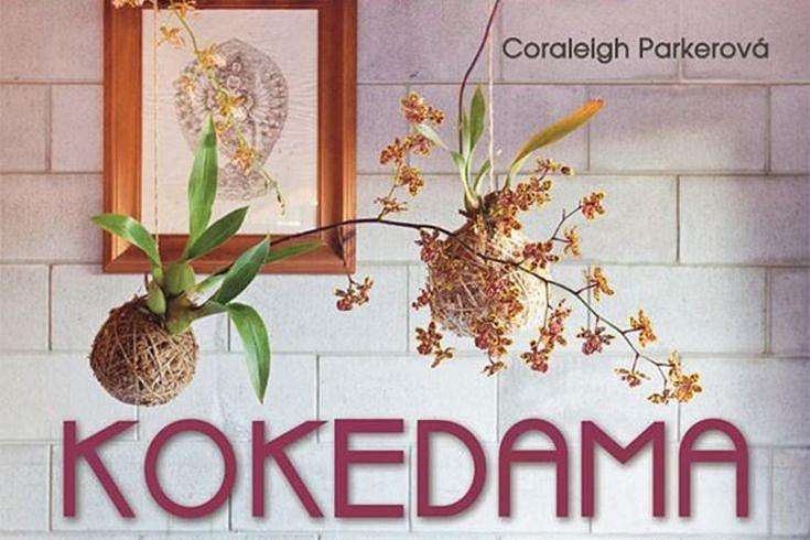 Vyhrajte tři příručky japonského umění Kokedama