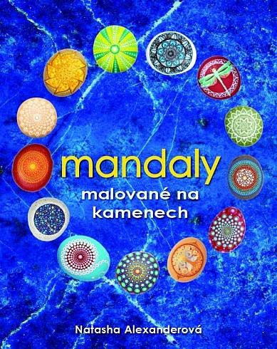 Soutěž o tři knihy Mandaly malované na kamenech