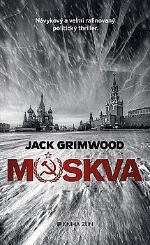 Soutěž o knihu Moskva