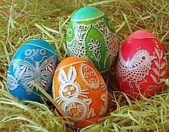 Velká 14denní soutěž o balíčky tvoření OVO Moje Velikonoce