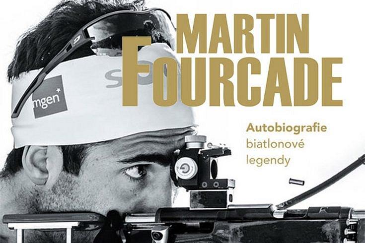 Vyhrajte dvě autobiografie Martin Fourcade: Můj sen o zlatě a sněhu