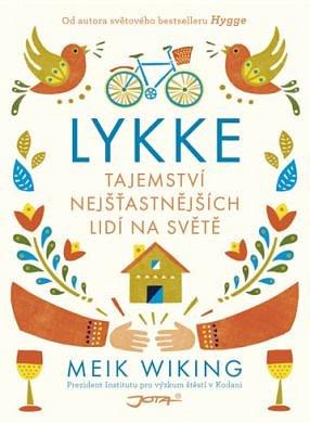 Soutěž o tři knihy Lykke